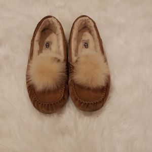 Ugg Dakota Pom Pom Slipper